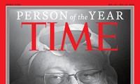 Журнал Time назвал Человеком года группу журналистов
