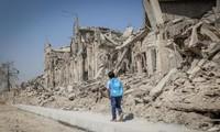 ЮНИСЕФ призвал международное сообщество защитить детей в конфликтных зонах