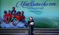 В Ханое прошла программа «Весна для детей»