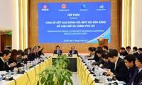 Оценка готовности Вьетнама к цифровому правительству и открытым данным