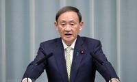 Ёсихидэ Суга: Япония настроена на поддержание тесного диалога с Республикой Корея по военным вопросам