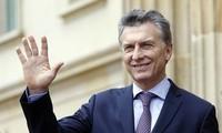 Президент Аргентины начал государственный визит во Вьетнам