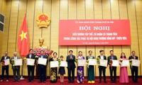 Власти Ханоя чествовали коллективы и частных лиц, принявших активное участие в подготовке ко 2-му саммиту США-КНДР