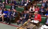Британский парламент вновь отклонил соглашение с ЕС по Brexit