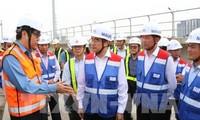 Thành phố Hồ Chí Minh sẽ hỗ trợ tối đa để các dự án metro đưa vào vận hành đúng tiến độ