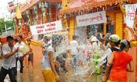 Более тыс. кхмерских студентов приняли участие в празднике «Чол Чнам Тхмай»