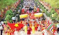 День поминовения королей Хунгов - праздник храма королей Хунгов 2019 года