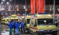 В России возбуждено уголовное дело по факту аварийной посадки пассажирского Superjet-100 в Шереметьево