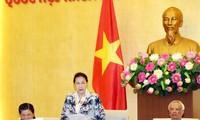 В Ханое открылось 34-е заседание Постоянного комитета НС Вьетнама