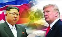 Трамп: отношения с КНДР продолжаются