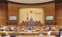 На 7-й сессии НС СРВ был обсужден законопроект об управлении налогами (с изменениями)