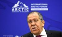 Лавров надеется, что отношения России с ЕС и НАТО вернутся к нормальному состоянию