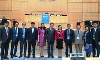 Vietnam menilai tinggi peranan WHO dalam mengembangkan dan membangun kebijakan-kebijakan kesehatan