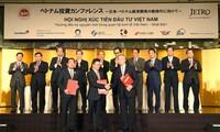 Vietnam dan Jepang menandatangani banyak kontrak investasi sebesar 22 miliar dolar AS