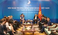 PM Vietnam, Nguyen Xuan Phuc menerima Gabungan Badan Usaha AS APEC