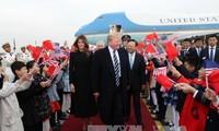 Pemimpin Tiongkok dan AS memulai pembicaraan