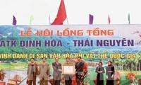 Festival Long Tong yang khas di Provinsi Thai Nguyen