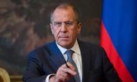 Menlu Rusia menegaskan informasi tentang serangan dengan senjata kimia di Suriah adalah informasi palsu