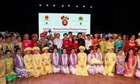 Mendorong sosialisasi pusaka-pusaka budaya Vietnam di Myanmar