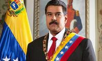 Presiden Nicolas Maduro dipilih kembali