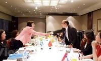 Vietnam dan Israel membahas sesi perundingan yang ke-5 tentang FTA