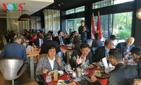 Hari Kuliler Vietnam di Den Haag, Belanda