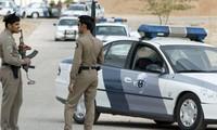 Penembakan di satu pos kontrol keamanan di Arab Saudi