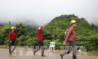 Menyelamatkan tim sepak bola anak-anak Thailand: Menyiapkan usaha penyelamatan kali ke-3