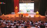 """Konferensi Nasional tentang """"Satu kecamatan, satu produk"""" tahap 2018-2020"""