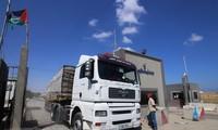 Israel bisa membuka pintu koridor Kerm Shalom