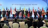 Konferensi AMM51: Konferensi Menlu ASEAN dengan para mitra