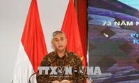 Peringatan ultah ke-73 Hari Kemerdekaan Republik Indonesia