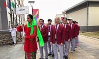 Asian Games 2018: Upacara Bendera Nasional diadakan kontingen olahraga Vietnam