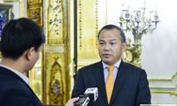 Kunjungan kenegaraan yang dilakukan oleh Presiden Vietnam, Tran Dai Quang di Etiopia dan Mesir menciptakan tenaga pendorong bagi hubungan-hubungan bilateral