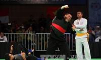 Kontingen olahraga Vietnam meraih dua medali emas dalam hari pertandingan 29/8