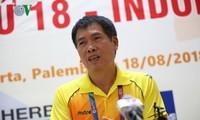 Kontingen olahraga Vietnam menyelesaikan tugas yang telah dilimpahkan di Asian Games 2018