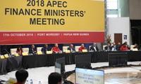 Para Menteri Keuangan APEC mengusulkan cara mendorong pertumbuhan