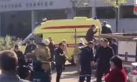 Ledakan di Krimea menimbulkan puluhan korban