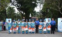 Daerah-daerah mengadakan banyak aktivitas sehubungan dengan hari berdirinya Federasi Wanita Vietnam