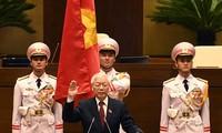 Memperkokoh hubungan kemitraan komprehensif Vietnam-AS
