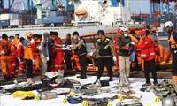 Operasi pencarian para korban dalam kecelakaan pesawat terbang di Indonesia akan berlangsung selama 7 hari