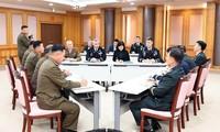 Pembicaraan trilateral Republik Korea-RDRK-PBB tentang solusi JSA