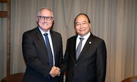 PM Vietnam, Nguyen Xuan Phuc meminta kepada Grup Sembcorp, Singapura supaya memperluas aktivitas investasi di Vietnam