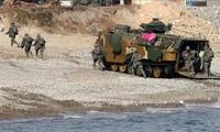 Media RDRK mencela latihan perang Republik Korea