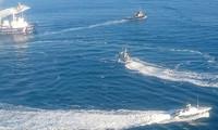 FSB menuduh Ukraina mengacungkan senjata ke kapal Rusia di Selat Kerch