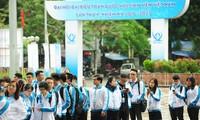 Aktivitas-aktivitas di Kongres Nasional ke-10 Asosiasi Mahasiswa Vietnam