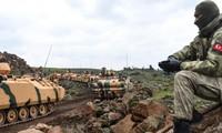 """AS memperingatkan tentang """"tindakan militer sepihak"""" di Suriah Utara"""