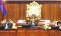 Parlemen Kamboja merevisi Undang-Undang untuk membuka jalan bagi politikus oposisi pulang kembali ke gelanggang politik