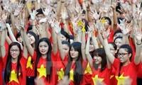 Terus mendorong Ham di Vietnam dan di dunia