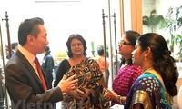 Menyosialisasikan pariwisata Vietnam di India